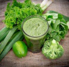 Anticancer grønsagssaft