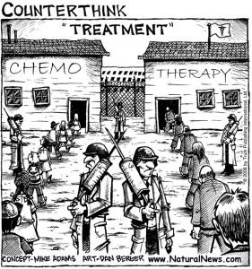 Børn tvinges til Kemoterapi