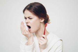 Dårlig ånde afhjælpes med Dr Reckeweg R5