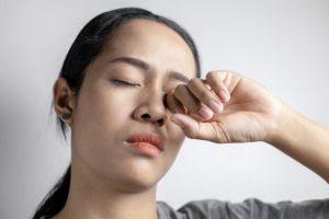 Trætte øjne modvirkes af Dr Reckeweg R78